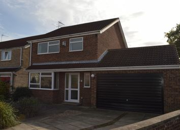Thumbnail 4 bed detached house to rent in Tardrew Close, Beverley, Beverley
