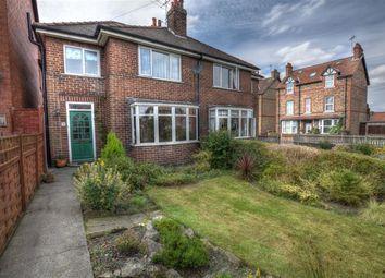 Thumbnail 3 bed semi-detached house for sale in 38 Langton Road, Norton, Malton