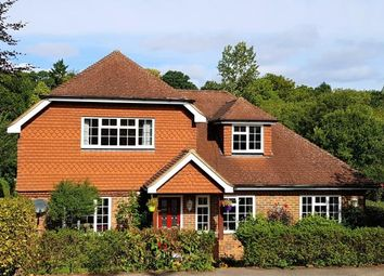 Thumbnail 4 bed detached house for sale in Dockenfield, Farnham, Surrey