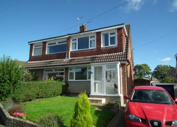 Thumbnail 3 bed semi-detached house for sale in Greenlea Road, Yeadon, Leeds