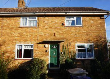 Thumbnail 3 bedroom semi-detached house for sale in Abbots Close, Bury St. Edmunds