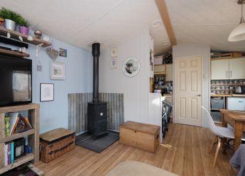 Thumbnail 2 bedroom mobile/park home for sale in Shepherds Port Road, Snettisham, King's Lynn