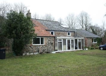 Thumbnail 4 bed detached house to rent in Lynford, Thetford