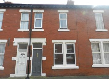 Thumbnail 2 bedroom terraced house for sale in Lewtas Street, Blackpool