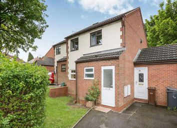 Thumbnail 2 bedroom flat for sale in Massbrook Road, Wolverhampton