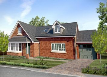 Thumbnail 4 bed detached bungalow for sale in Plot 44, Cae Topyn, Denbigh
