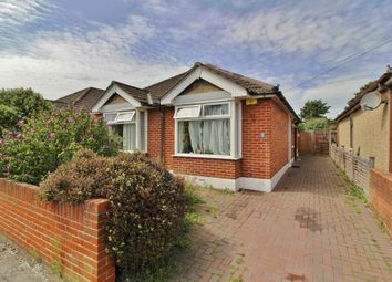 Thumbnail 3 bed detached bungalow for sale in Homefield Road, Drayton, Portsmouth