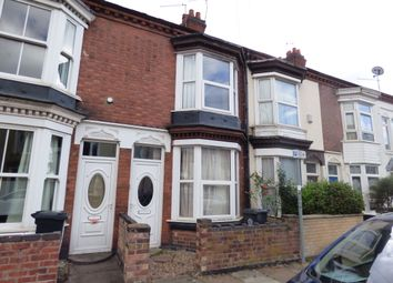 Thumbnail 3 bed terraced house for sale in Wilberforce Road, Leicester