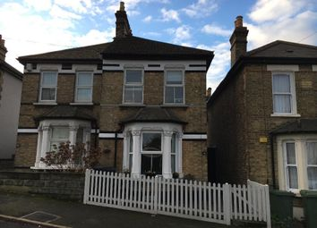 Thumbnail 4 bed semi-detached house for sale in Crunden Road, South Croydon