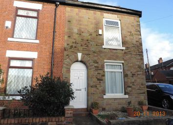 Thumbnail 2 bed terraced house to rent in Peel Street, Droylsden, Manchester