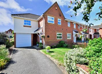 Thumbnail 3 bed end terrace house for sale in Warwick Place, Langdon Hills, Basildon, Essex