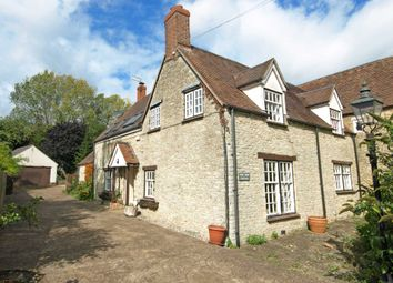 Thumbnail 4 bed cottage for sale in St. Giles Close, Wendlebury, Bicester
