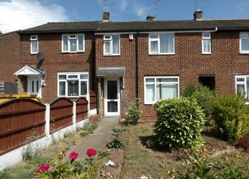 Thumbnail 3 bed terraced house for sale in Cheviot Street, Derby, Derbyshire
