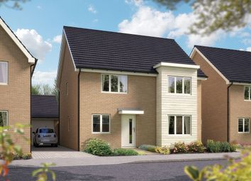 "Thumbnail 4 bed detached house for sale in ""The Canterbury"" at Toddington Lane, Wick, Littlehampton"