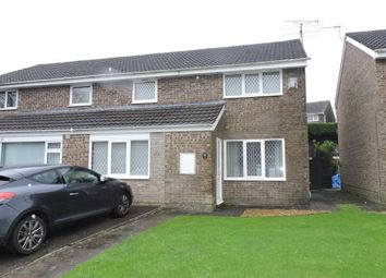 Thumbnail 3 bedroom property to rent in Taliesin Place, Loughor, Swansea SA46Gj