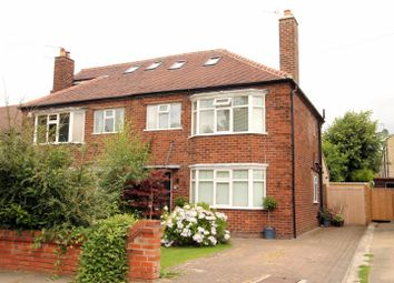 Thumbnail 4 bed semi-detached house for sale in Broadway West, York