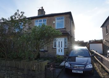 Thumbnail 3 bed semi-detached house to rent in Cousin Lane, Halifax