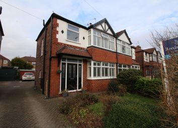 Thumbnail 3 bed semi-detached house to rent in Woodlands Drive, Offerton, Stockport