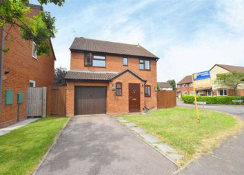 Thumbnail 4 bed detached house for sale in Westmead Road, Longlevens, Gloucester