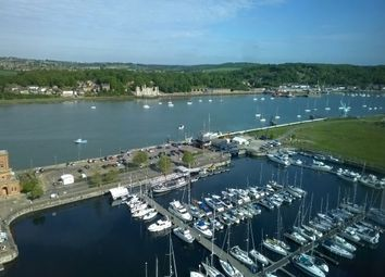 Thumbnail 2 bed flat to rent in Marina Point West, Chatham