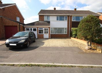 Thumbnail 3 bed semi-detached house for sale in Hawkeridge Park, Westbury, Wiltshire