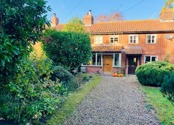 Thumbnail 2 bed cottage for sale in Norwich Road, Wymondham