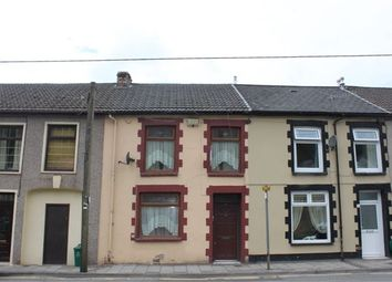 Thumbnail Terraced house for sale in Arthur Street, Williamstown, Tonypandy, Rhondda Cynon Taff.