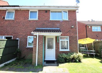 Thumbnail 1 bed end terrace house for sale in Ashbourne Court, Nottingham