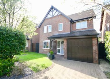 Thumbnail 4 bed detached house for sale in Capesthorne Road, Christleton, Chester