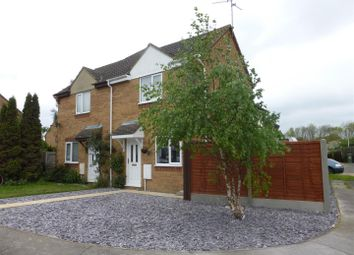 Thumbnail 1 bedroom property for sale in Hoylake Drive, Farcet, Peterborough