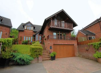 Thumbnail 5 bed detached house for sale in Farley Road, Oakamoor, Stoke-On-Trent