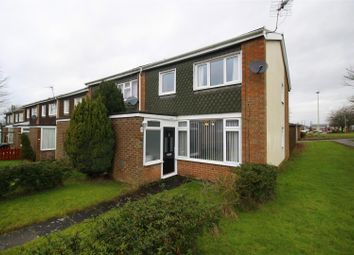 Thumbnail 3 bed end terrace house for sale in Malvern Crescent, Darlington