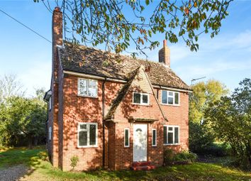 Thumbnail 3 bed detached house for sale in Watton Road, Hingham, Norwich