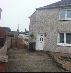 Thumbnail 3 bed semi-detached house for sale in Broomfield Gardens, Stranraer