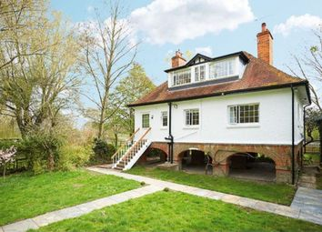 Thumbnail 3 bed detached house for sale in Chalmore Gardens, Wallingford
