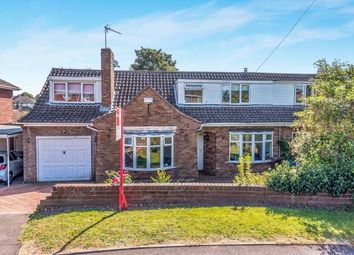 Thumbnail 3 bedroom semi-detached house for sale in Ascot Road, Stafford, Staffordshire
