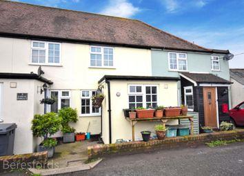 2 bed terraced house for sale in Jubilee Terrace, The Street, Woodham Ferrers, Chelmsford, Essex CM3