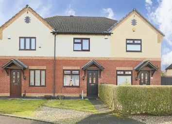 2 bed terraced house for sale in Jenny Burton Way, Hucknall, Nottinghamshire NG15