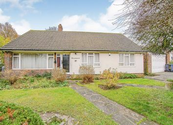 Thumbnail 3 bed bungalow for sale in Cheston Avenue, Shirley, Croydon, Surrey