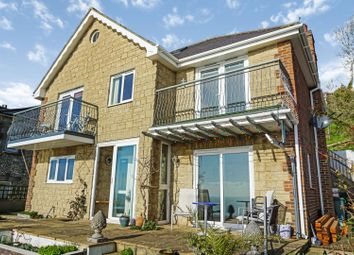 Thumbnail 4 bed detached house for sale in Gills Cliff Road, Ventnor