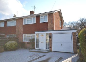 Thumbnail 3 bed semi-detached house for sale in Bow Grove, Sherfield-On-Loddon, Hook