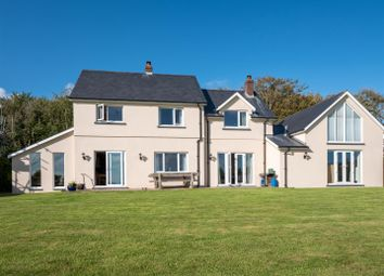 Thumbnail 5 bed detached house for sale in Lawrenny Road, Cresselly, Kilgetty