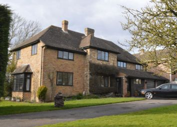 Thumbnail 5 bed detached house for sale in Grendon Road, Edgcott, Aylesbury