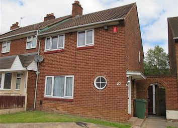 Thumbnail 2 bedroom end terrace house for sale in Priestley Road, Walsall