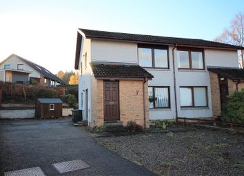 Thumbnail 1 bed flat for sale in 18 Caulfield Terrace, Cradlehall, Inverness