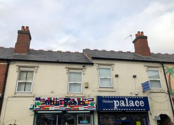 Thumbnail 4 bed flat to rent in Caldmore Green, Walsall