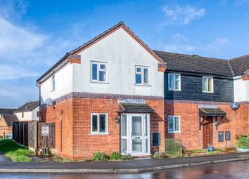 Thumbnail 3 bed end terrace house for sale in Meadow Road, Alcester