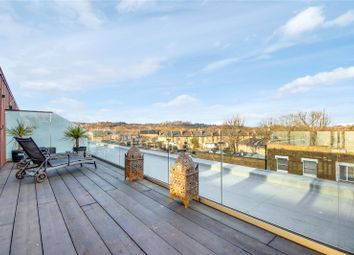 Thumbnail 3 bed flat for sale in Park Road, London, Greater London
