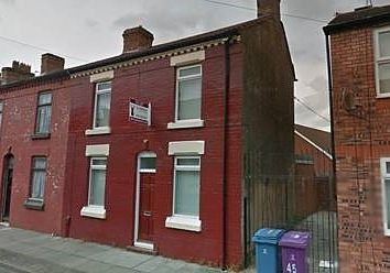 Thumbnail 2 bed property to rent in Sedley Street, Anfield, Liverpool