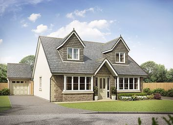 Thumbnail 4 bed detached house for sale in Stonecross Meadows, Kendal, Cumbria